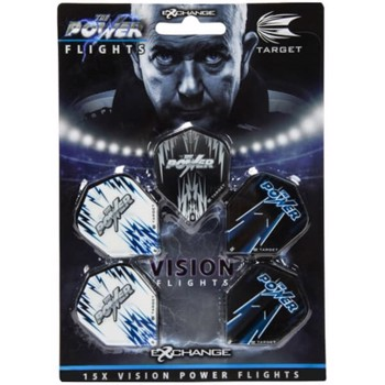 Phil Taylor Vision 5-pak flights