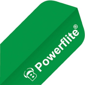 Powerflite Flights - Grøn smal