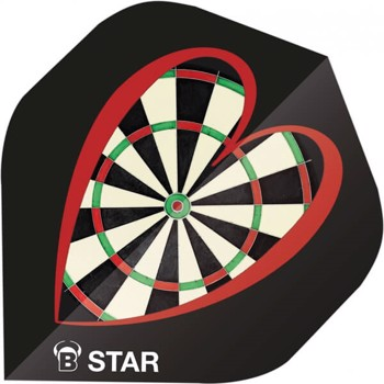 B-Star Flights - Love Darts