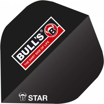 B-Star Flights - Bulls Logo Sort