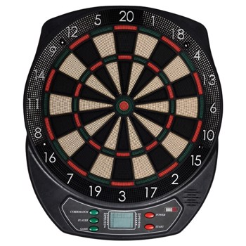 One80 elektronisk dartskive LCD