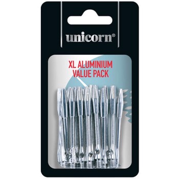 Unicorn XL Aluminium, Medium - Value pack