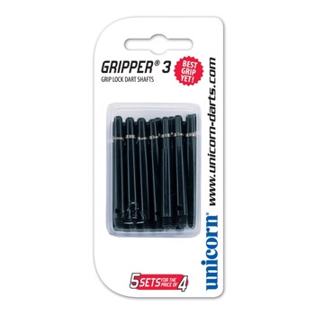 Gripper 3, 5-set value pack, Sort medium