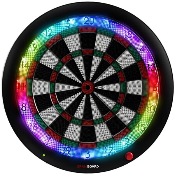 GranBoard 3 LED Bluetooth Dartskive